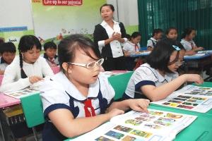 Chương trình đào tạo hệ trung cấp VB2 chuyên ngành Tiểu học