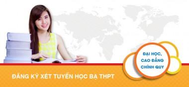Đại học Thú y Hà Nội Xét tuyển Học bạ THPT năm 2019