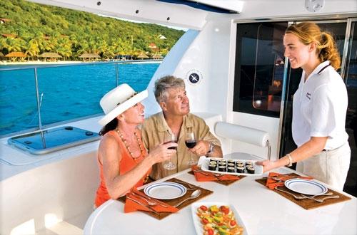 Nghề đầu bếp du thuyền có thể nhận lương tới gần 300 triệu một tháng