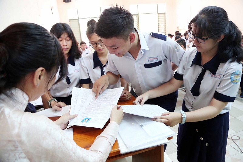 Hướng dẫn làm hồ sơ xét tuyển Cao đẳng Y Dược Hà Nội năm 2017