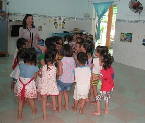 3 tỷ đồng bồi dưỡng giáo viên được điều chuyển dạy Mầm non, Tiểu học