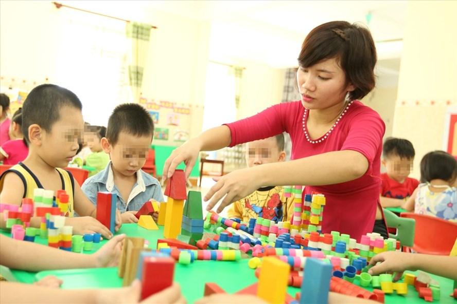 Hàng nghìn giáo viên mầm non sẽ được tăng lương