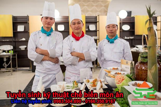 Nấu ăn – Nghề nấu ăn đang nổi lên là một trong những nghề có sức hút bậc nhất trong xã hội hiện nay