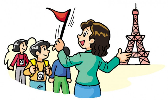 Nghề hướng dẫn viên du lịch