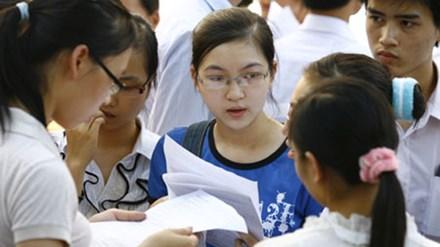 Sự thay đổi về điểm thi THPT Quốc gia năm 2017