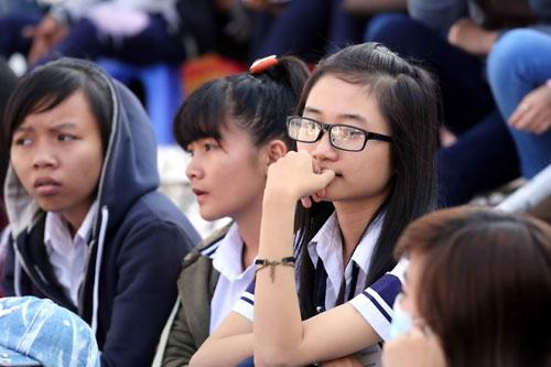 Thời gian trả giấy báo dự thi THPT quốc gia 2017 cho thí sinh