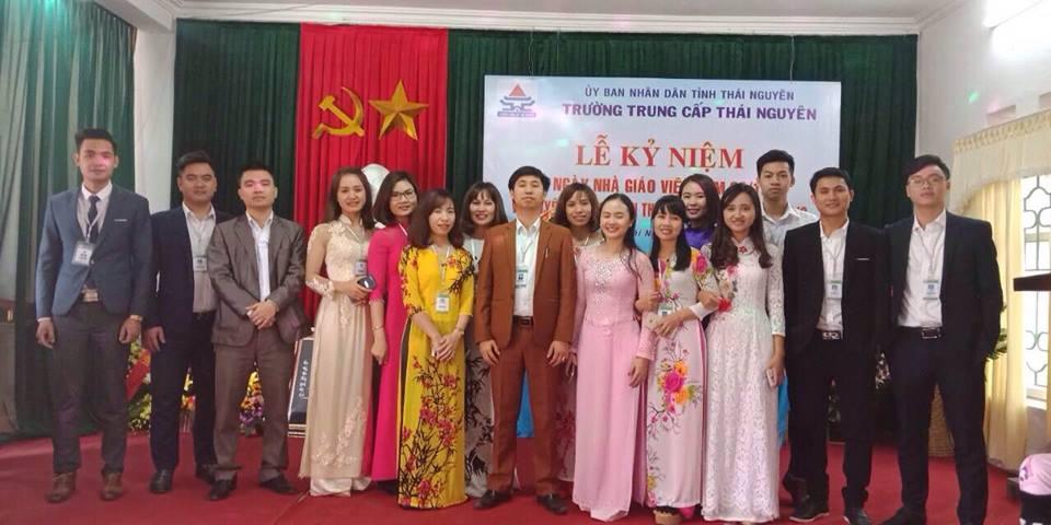 Các ngành đào tạo trường Trung Cấp Thái Nguyên